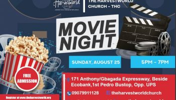 THC Movie Night
